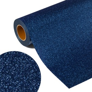 Folia GLITTER FLEX FLGU 42 - BLUE