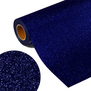 Folia GLITTER FLEX FLGU 44 - ROYAL BLUE