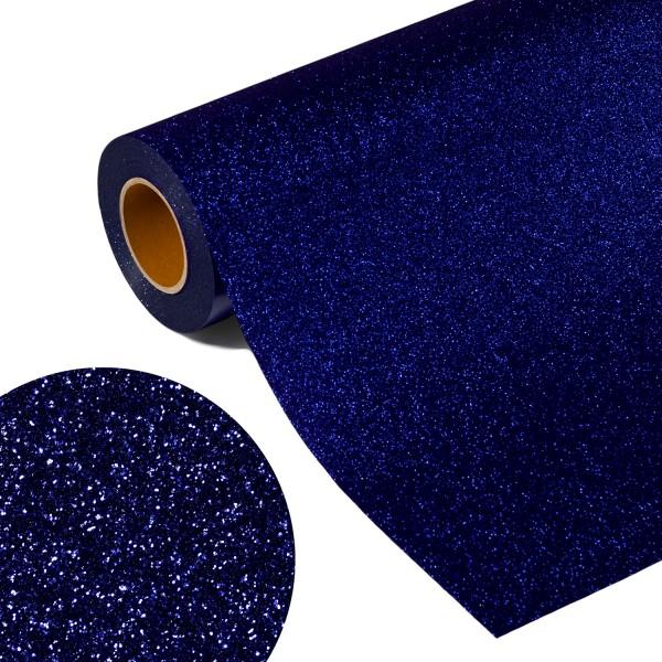 Folia GLITTER FLEX FLGU 44 - ROYAL BLUE