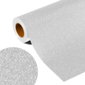 Folia GLITTER FLEX FLGU 56 - WHITE