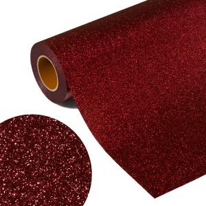 Folia GLITTER FLEX GL 502 - RED