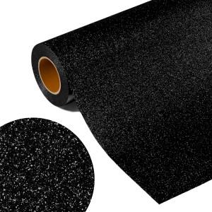 Folia GLITTER FLEX GL 518R - METALLIC BLACK
