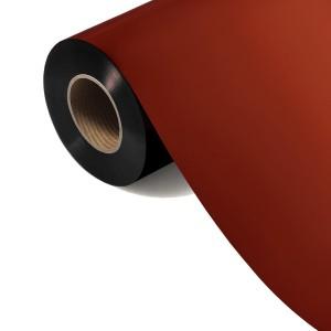 Folia SOFT FLEX FLRA 158 - RED MATT