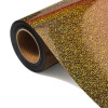 Folia HOLOGRAPHIC FLEX FLHO 204-S - GOLD