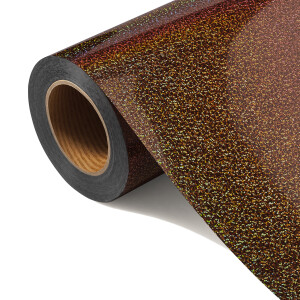 Folia HOLOGRAPHIC FLEX FLHO 207-S - BROWN