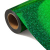 Folia HOLOGRAPHIC FLEX FLHO 211-S - GREEN