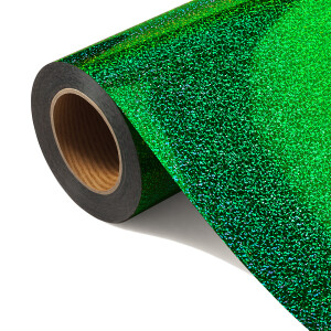 Folia HOLOGRAPHIC FLEX FLHO 211-S - GREEN