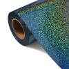 Folia HOLOGRAPHIC FLEX FLHO 218-S - SKY BLUE