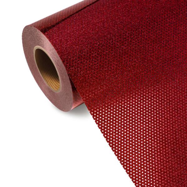 Folia TURBO GLITTER GL 556T - RED