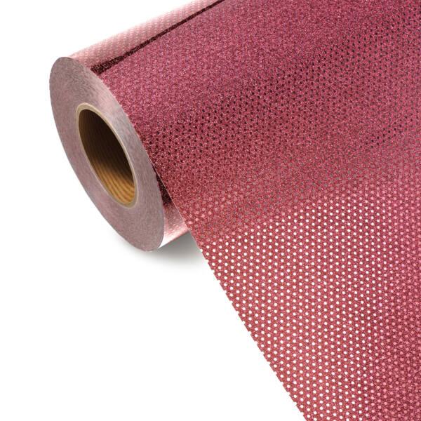 Folia TURBO GLITTER GL 558T - ROSE PINK