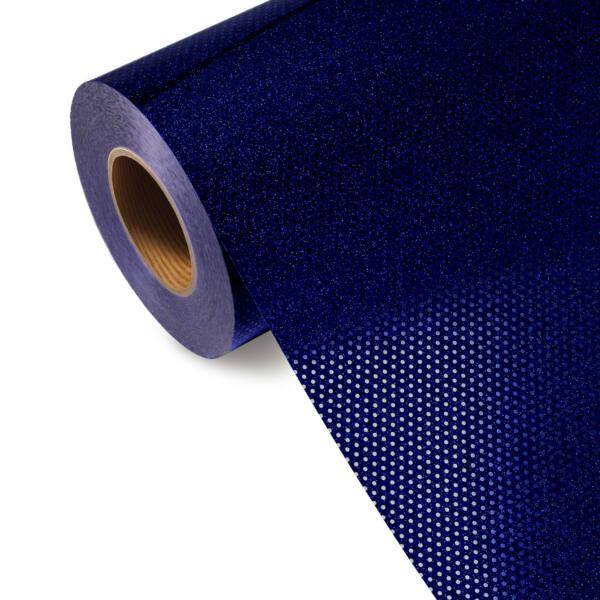 Folia TURBO GLITTER GL 565T - ROYAL BLUE